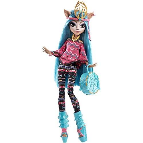 Monster High CJC61 - Elève - Isi Dawndancer