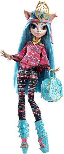 Monster High Brand-Boo Students Isi Dawndancer Doll ()