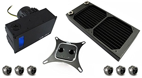 XSPC RayStorm D5 AX240 Water Cooling Kit