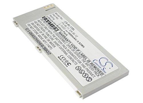 Danger Sidekick 3 Sharp - VINTRONS Replacement Battery for Hip TOP Danger 3, Sharp, WS003SH, WS004SH, W-ZERO3, T-Mobile, Details