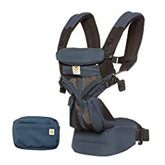 Our all-in-one, newborn ready Omni 360 has all the carry positions you need. The Omni 360 grows with your baby from week 1 to 36 months. You can have it all in this carrier! MAXIMUM COMFORT FOR BABY - With its innovative ergonomic seat that g...