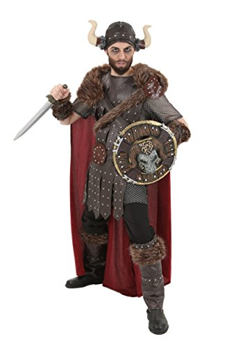 [Adult Viking Warrior Costume Medium] (Spectra Halloween Costumes)