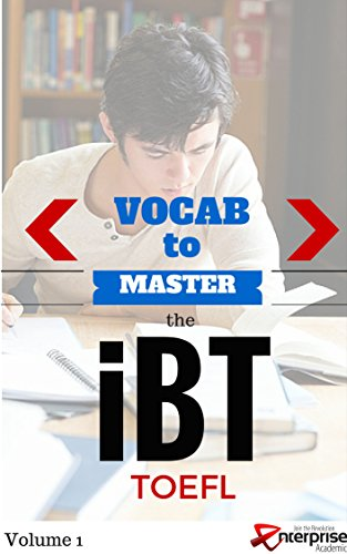 Download Vocabulary to Master the iBT TOEFL Pdf