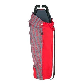 Maclaren Lightweight Storage Bag Charcoal/Cardinal ASE62012