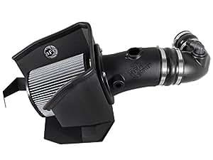 aFe Power Magnum FORCE 51-41262 Ford Diesel Truck 08-10 V8-6.4 (td) Performance Intake System (Dry, 3-Layer Filter)