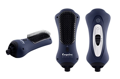 Esquire Men's Grooming The Hand Brush Dryer, 2 Pound