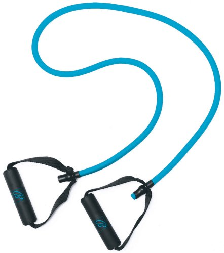 bally-total-fitness-pilates-resistance-tubing-with-handles