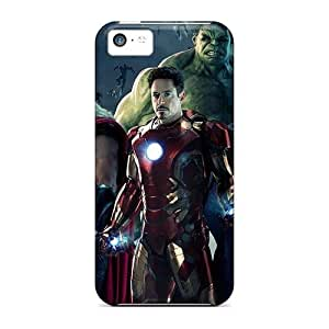 MMZ DIY PHONE CASEShockproof Hard Cell-phone Case For iphone 5/5s (cfF18005GYMj) Unique Design Attractive Ant Man Pictures
