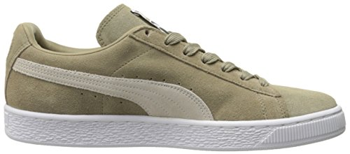 Adult PUMA Shoe Classic Puma Suede White Chinchilla pOqOTdnF