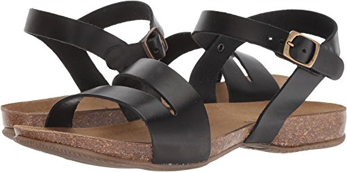 Cordani Women's Manero Sandal Black Leather 35 B EU