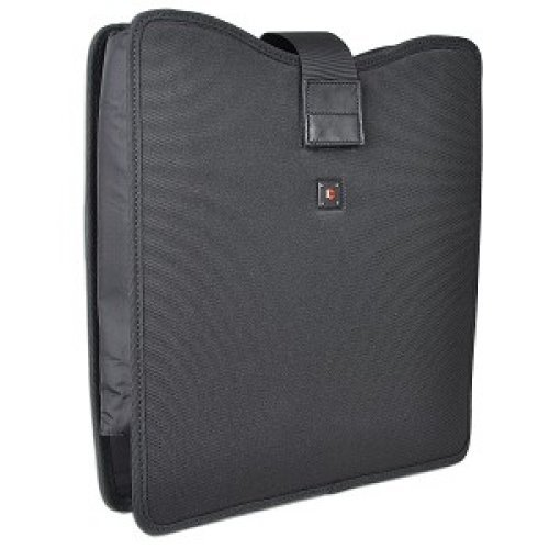 (Victorinox CS2 37411 Molded Cross Suspension Vertical Notebook Sleeve - Fits up to 15