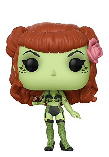 Funko Pop Heroes: DC Bombshells-Poison Ivy Collectible Figure