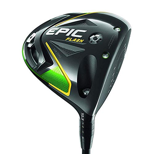 Callaway Golf 2019 Epic Flash Sub Zero Driver, Right Hand, Project X HZRDUS, 60G, Stiff Flex, 9.0 Degrees