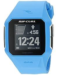 Rip Curl Men's A1111-BLU SearchGPS Digital Blue Surf Watch