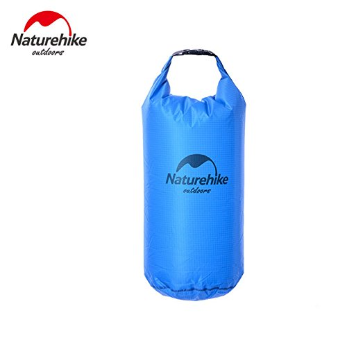 NatureHike 10L Sac étanche Ultralight Camping Randonnée à sec eau Dérive Kayak Natation Sacs FS15U010-L