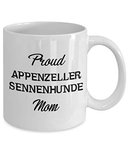 Funny Appenzeller Sennenhunde Mug Coffee Cup For Dog Mom Gifts Ideas 2