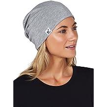 Boody Body EcoWear Unisex Beanie - Soft Jersey Fabric Skullcap