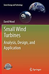 Small Wind Turbines: Analysis, Design, and Application