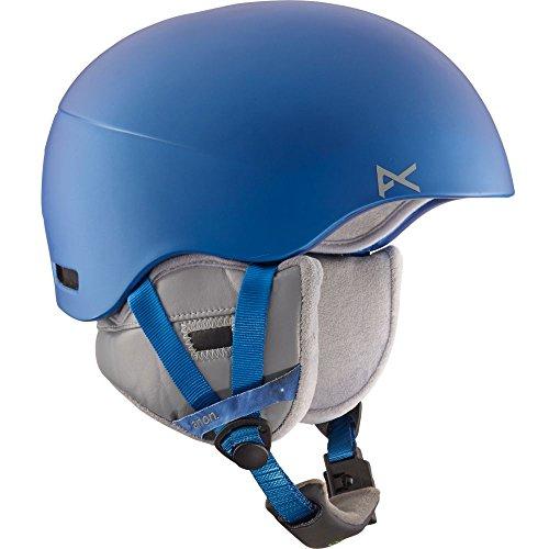 (Anon Men's Helo 2.0 Helmet, Supernova Blue, Small)