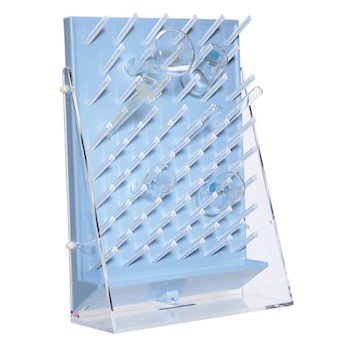 Cole-Parmer Stand for Drying Rack 06045-95, Acrylic