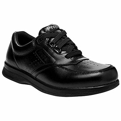 Propet Menns Vista Skoen Sorte 11,5 X (3e) Og Oksy Renere Bunt