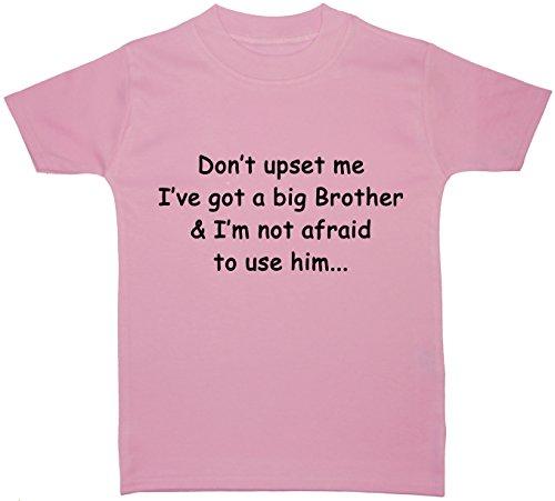 me no un miedo tengo mayor Camiseta de usarlo hermano No tengo beb y moleste 1cSWndd