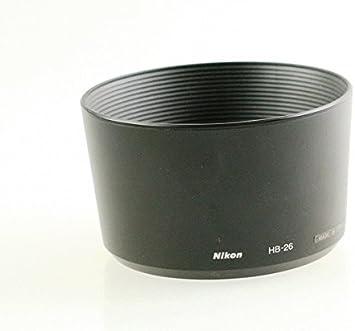 Nikon Hb 26 Ersatz Gegenlichtblende Für Af S Kamera