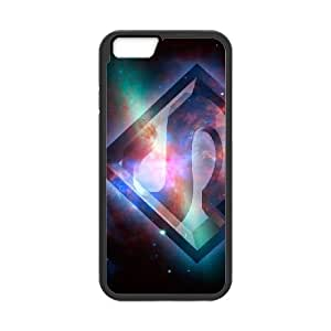Superman iPhone 6 Plus 5.5 Inch Cell Phone Case Black Y3407852