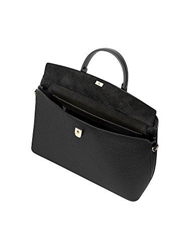 Leder Schwarz Handtaschen Furla 928213 Damen qvA7x4p