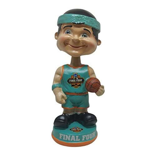 2017 NCAA Men's Basketball Final Four March Madness Bobblehead - National Bobblehead HOF Exclusive - Only 144 Produced