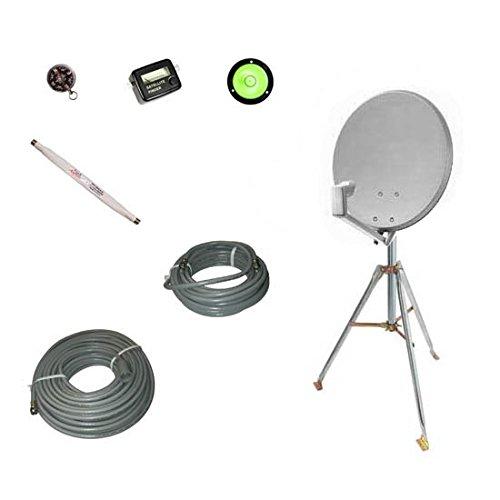 Rv satellite hookup