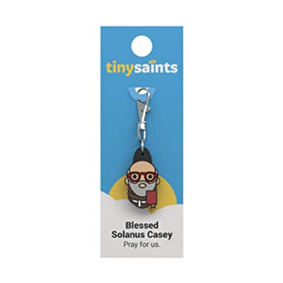 NDC Blessed Solanus Casey Tiny Saints Charm: Jewelry [5Bkhe0503430]