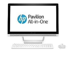 PC ALL IN ONE HP 24-B204NS - I7-7700T 2.9GHz - 8GB - 1TB - GEFORCE 930MX 2GB - 23.8'/60.4CM FHD - DVDRW - WIFI - HDMI - BT - TEC