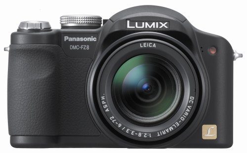 Panasonic DMC FZ8K Digital Optical Stabilized