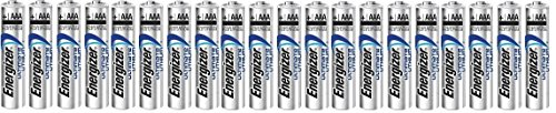Pack of 50 Energizer L92 Photo AAA 1.5 Volt Lithium Battery - Bulk Pack by Energizer