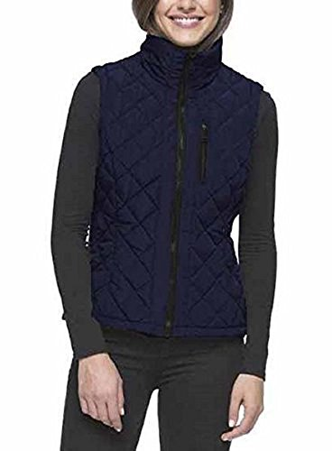 Quilted Ribbed Vest - 4