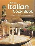 Sunset Italian cook book