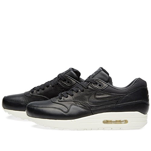 Deporte Zapatillas Air Black Mujer Sail 1 Wmns para Pinnacle de Max Nike Negro Black wXn06HxH