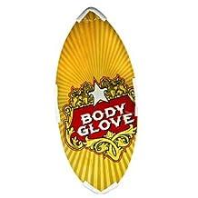 Body Glove Stella Wooden Skim Board, 43-Inch