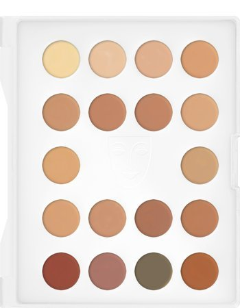 Amazon Kryolan 71018 Dermacolor Camouflage Creme Mini Palette