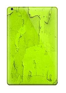 Durable Bright Green Back Case/cover For Ipad Mini/mini 2