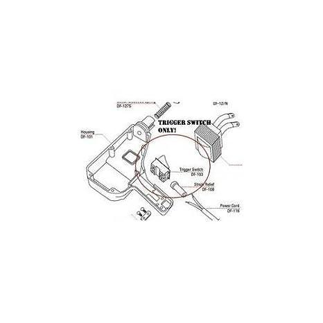 Disparador Interruptor F/Stud soldador