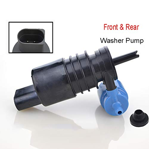 Xukey Front Rear Windshield Wiper Washer Pump For Mitsubishi for sale  Delivered anywhere in USA