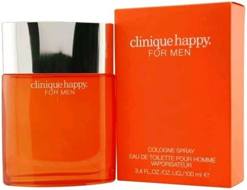 HAPPY by Clinique Cologne Spray 3.4 oz -100% Authentic