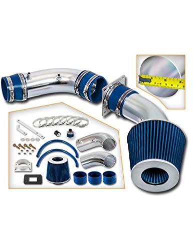 Cold Air Intake Kit + Blue Filter for Toyota 1989-1995 4Runner SR5 3.0L V6 Pickup 2-Door