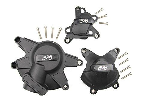 Set beschermende buffer voor koppeling/lichtmachine/ontsteking R1 2009-2011