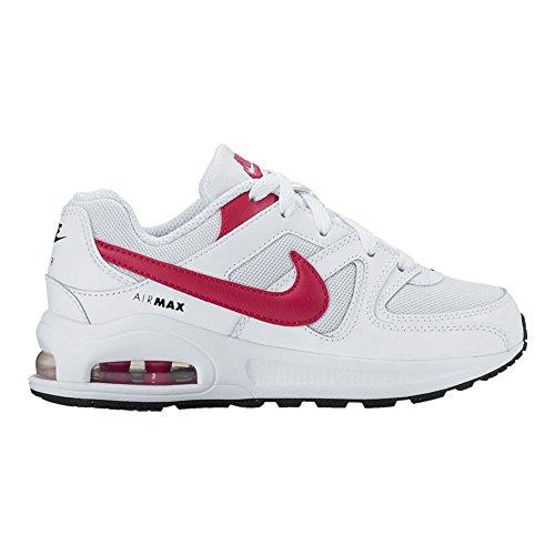 Flex Scarpe Shoe Nike Fucsia Command Air Bianche PS Blanc Pre 844350 E Max Bambina School 2017 P 101 305889 Xxw1xR