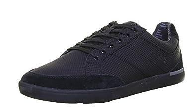 Boxfresh Creeland, Herren Sneaker, Schwarz Black Mono XX12