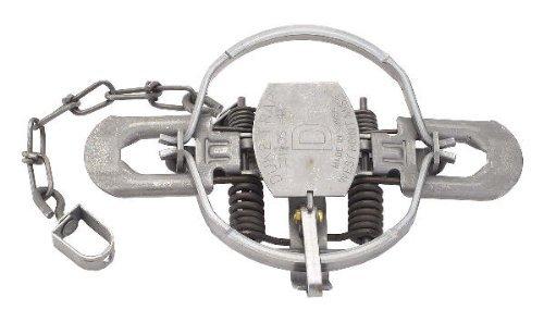 4 coil spring traps - 9