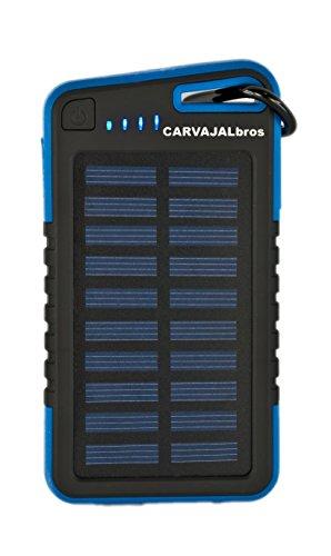 Solar Phone Charging Station - 6